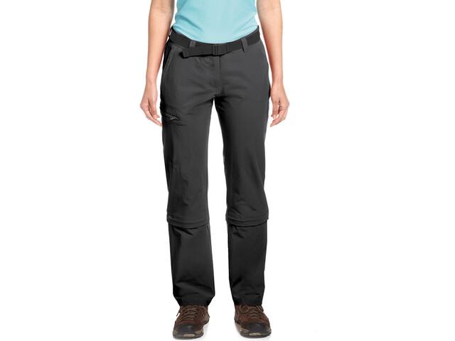 Maier Sports Arolla Pantaloni con zip Donna, black